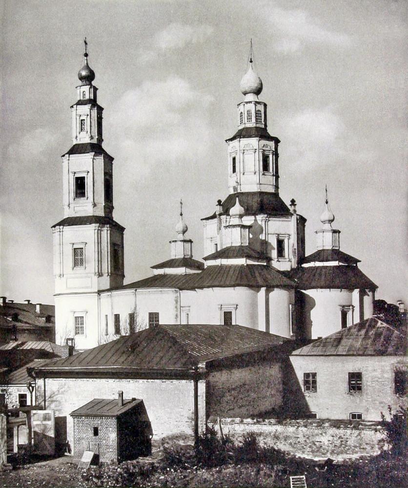 Воздвиженский монастырь - 01-1