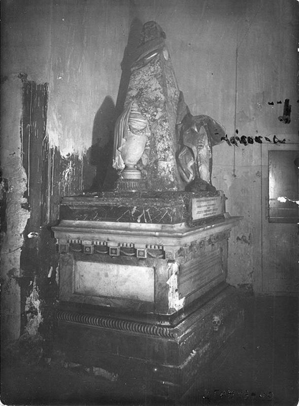 Церковь Воздвижения. Надгробие графа М.И. Воронцова - 1909-1913.jpg