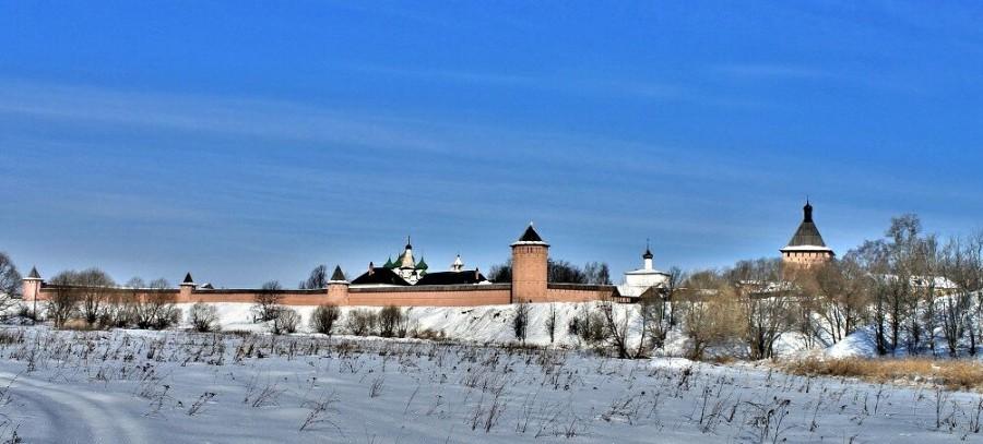 Спасо-Евфимиев монастырь - общее фото