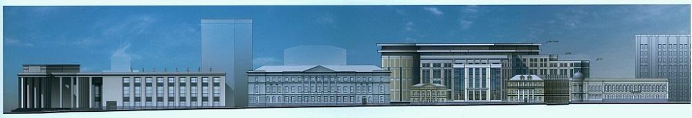 Новое здание БИЛ - 01