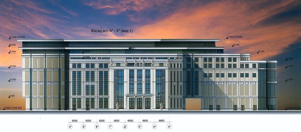 Новое здание БИЛ - 02