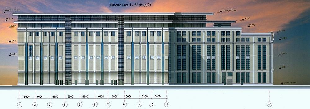 Новое здание БИЛ - 03