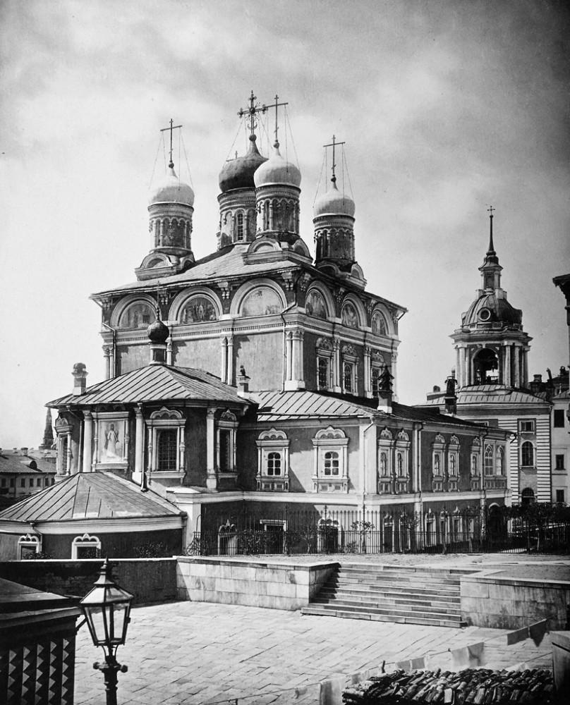 Знаменский монастырь в Москве - 5.jpg