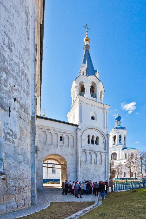 Собор Рождества Пресвятой Богородицы Боголюбский монастырь - Владимир - 06