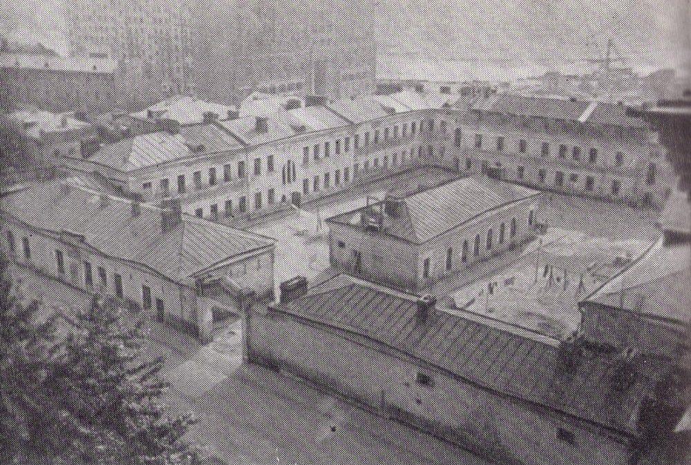 Новинская женская тюрьма - 1956 год