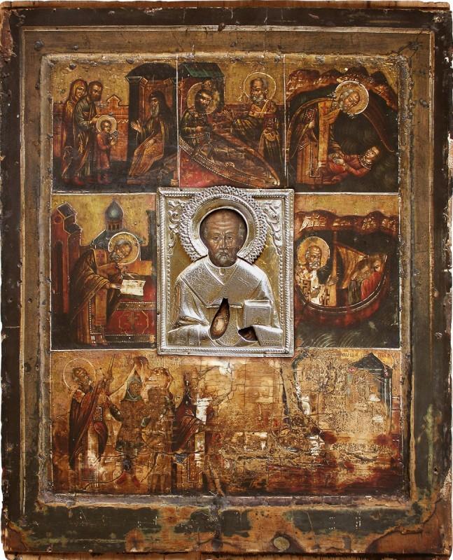 Великорецкая икона