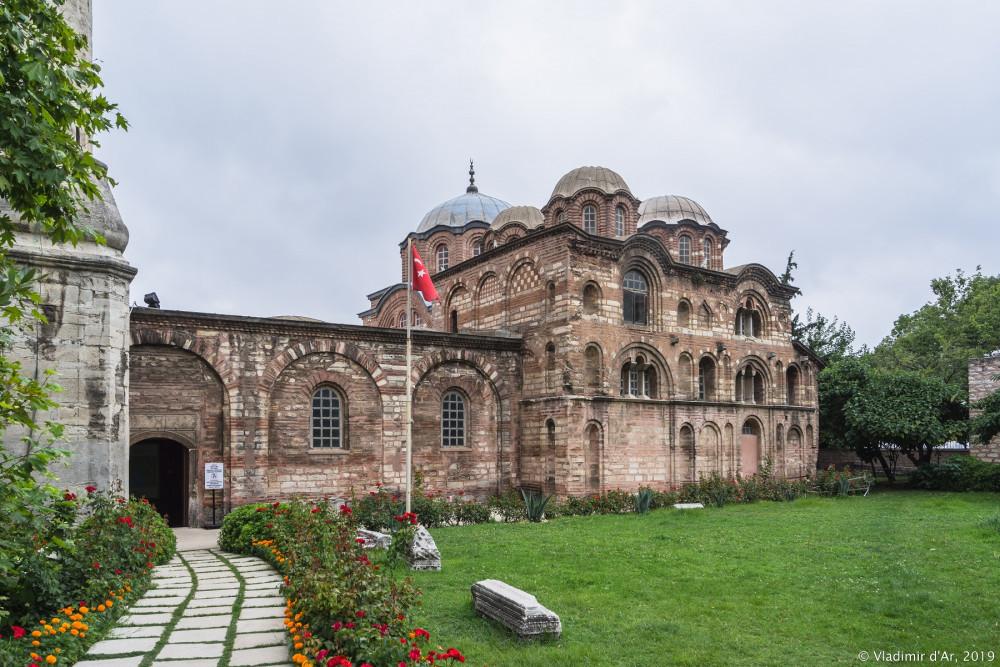 Фетхие-Джами - церковь Паммакаристы