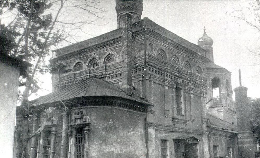 Церковь Архангела Михаила в Овчинниках - 1920-1930 гг.
