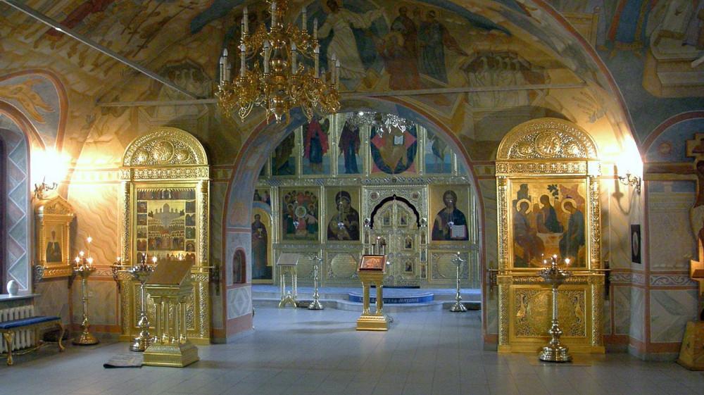 Церковь Архангела Михаила в Овчинниках (2)