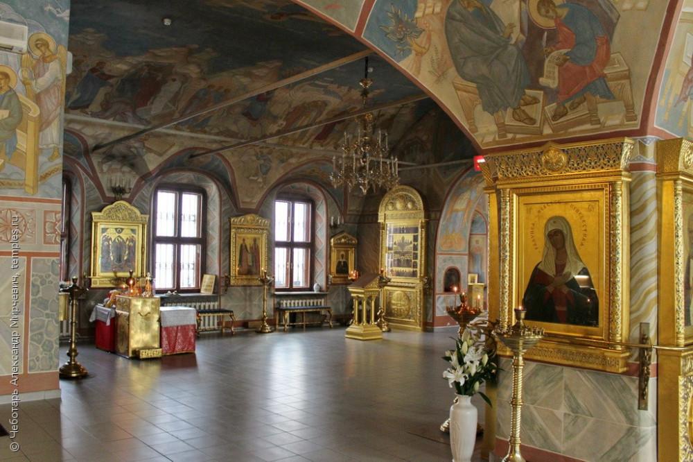 Церковь Архангела Михаила в Овчинниках (3)