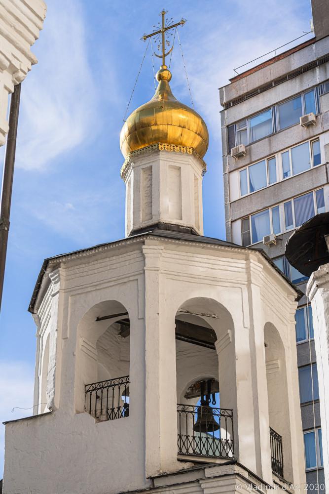 Церковь Архангела Михаила в Овчинниках - 47