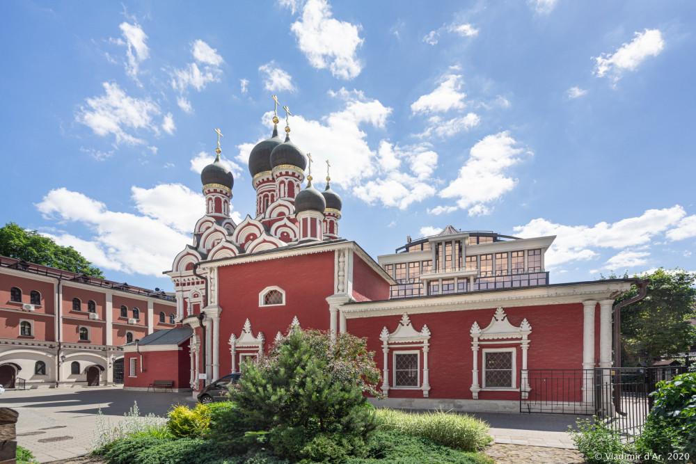 Храм Георгия Победоносца в Ендове - 15