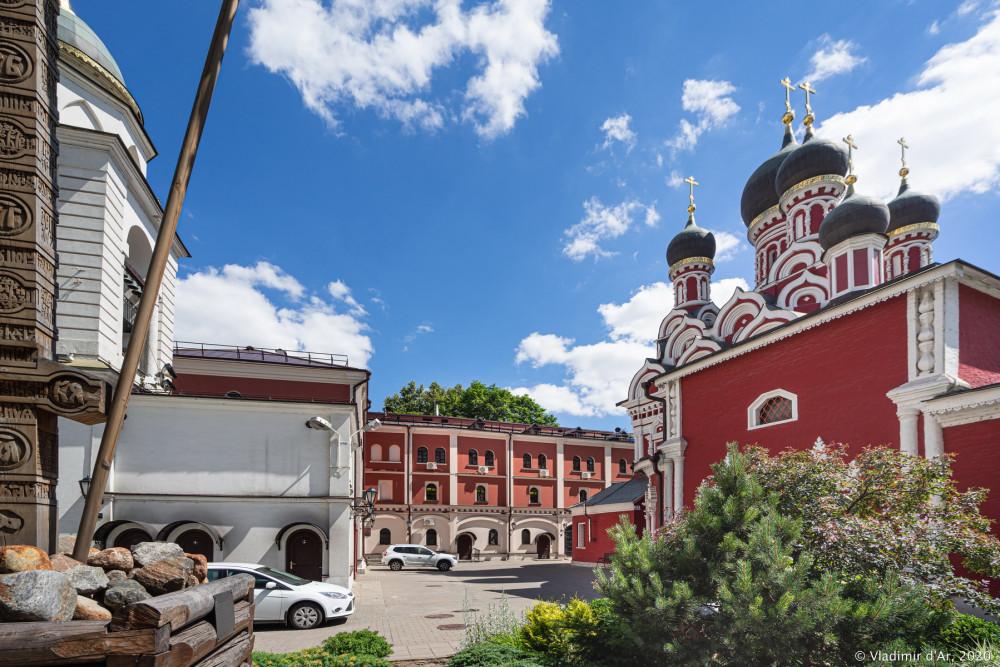 Храм Георгия Победоносца в Ендове - 18