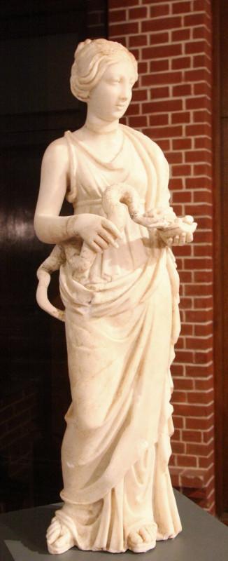 Статуэтка Гигиеи. III-IV вв. н.э.