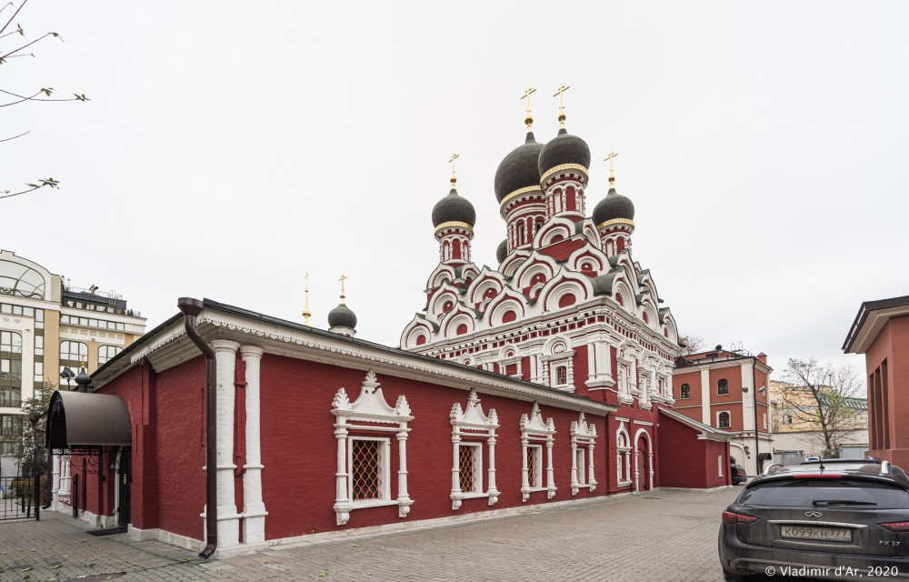 Храм Георгия Победоносца в Ендове -217