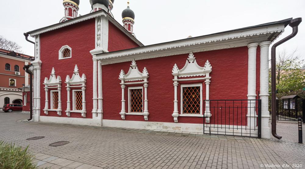 Храм Георгия Победоносца в Ендове -224