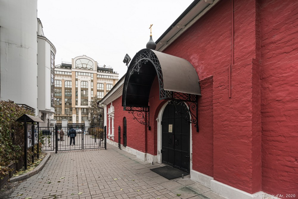 Храм Георгия Победоносца в Ендове -225