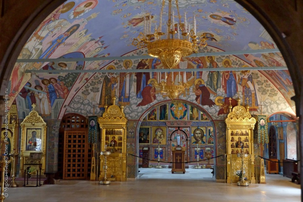 Храм Георгия Победоносца в Ендове