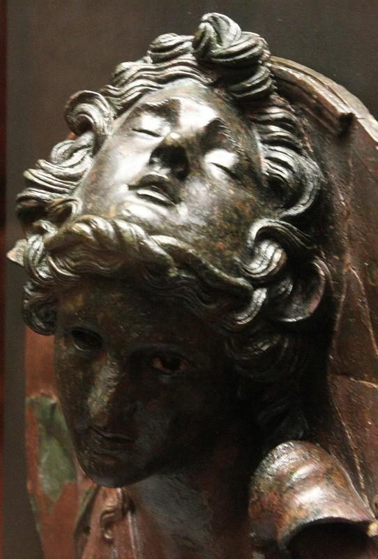 Медальон с изображением Афины
