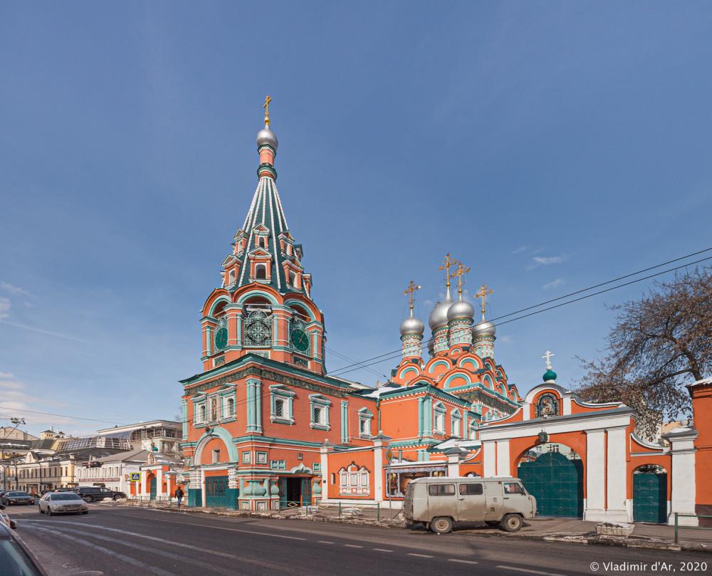Храм Григория Неокесарийского в Дербицах - 12