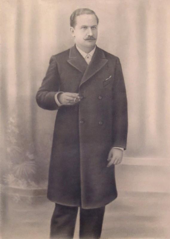 Сергей Павлович Берг