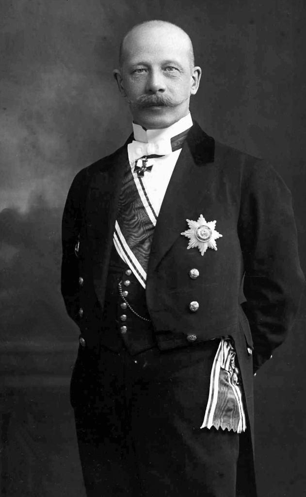 Вильгельм фон Мирбах-Харфф