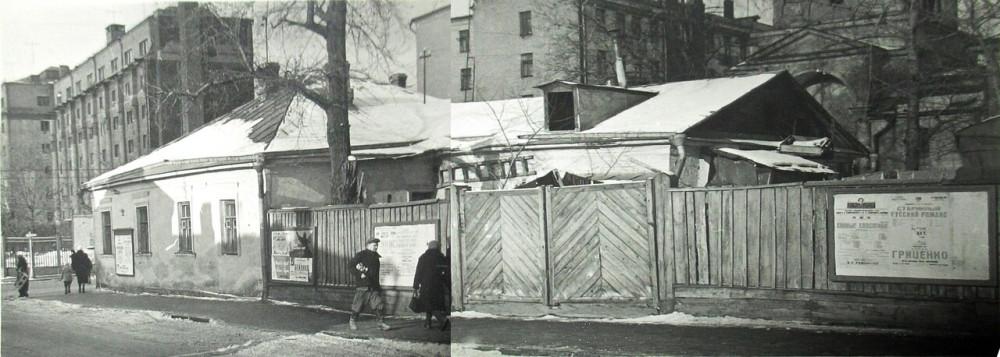 Храм Успения Богородицы в Казачьей слободе - 1-й Казачий переулок
