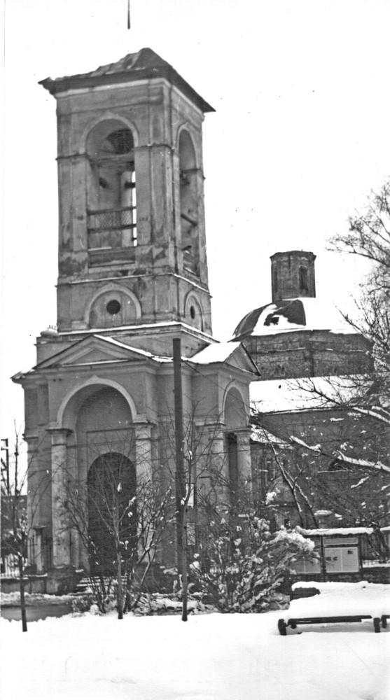 Храм Успения Богородицы в Казачьей слободе - 1970-1980 гг.