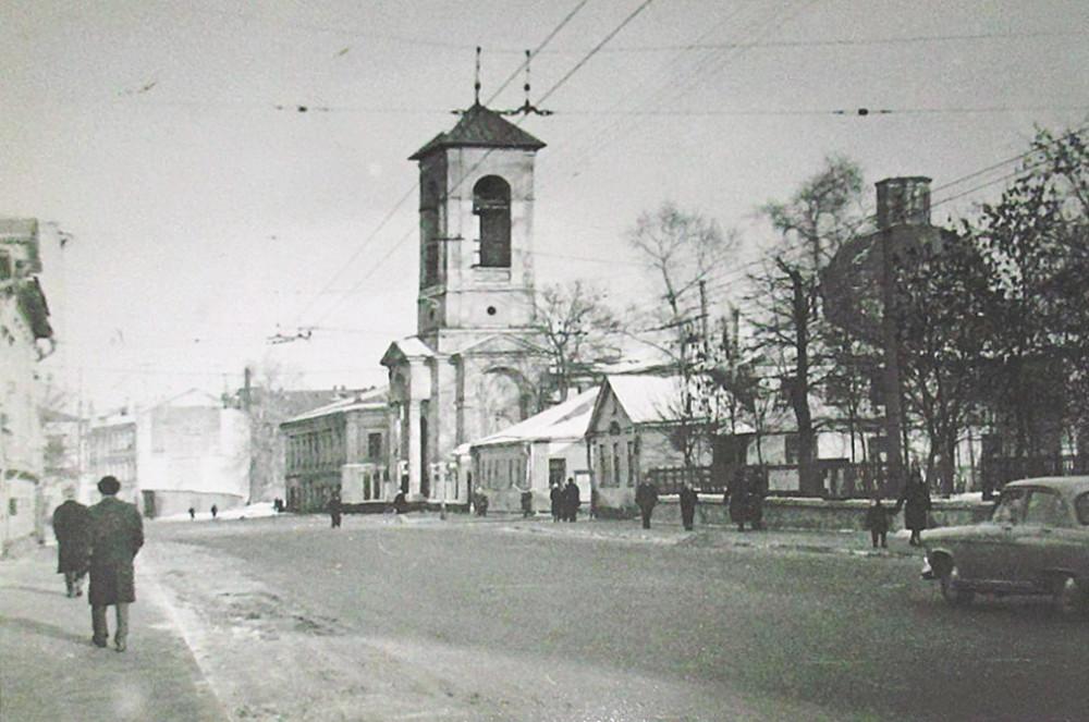 Храм Успения Богородицы в Казачьей слободе - 1961-1965 гг.