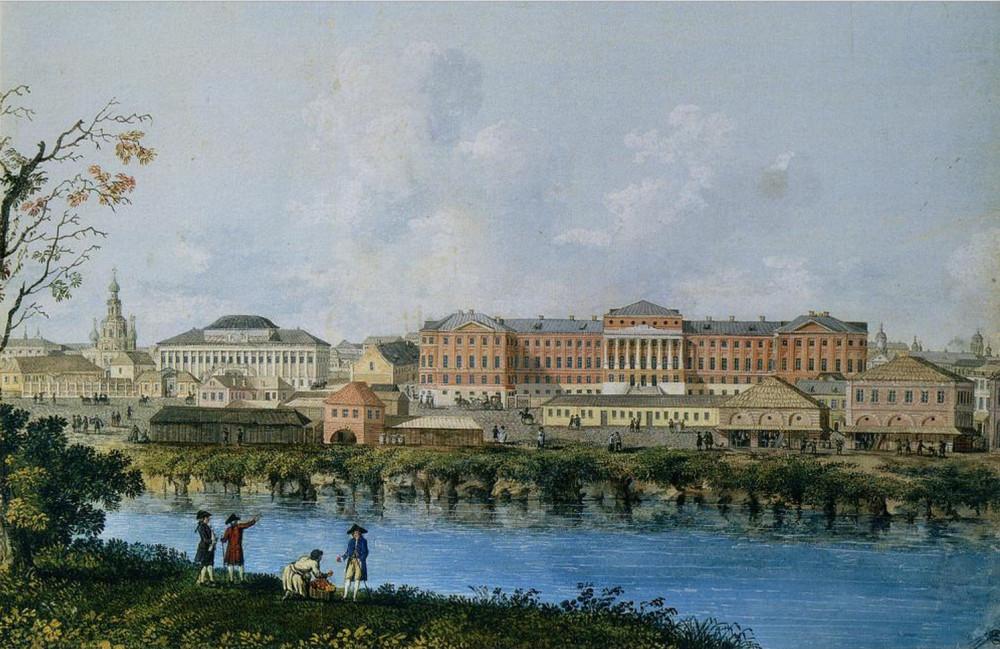 МГУ, 1830 г.