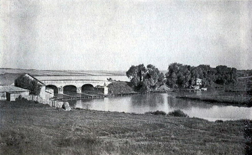 Шипиловская плотина