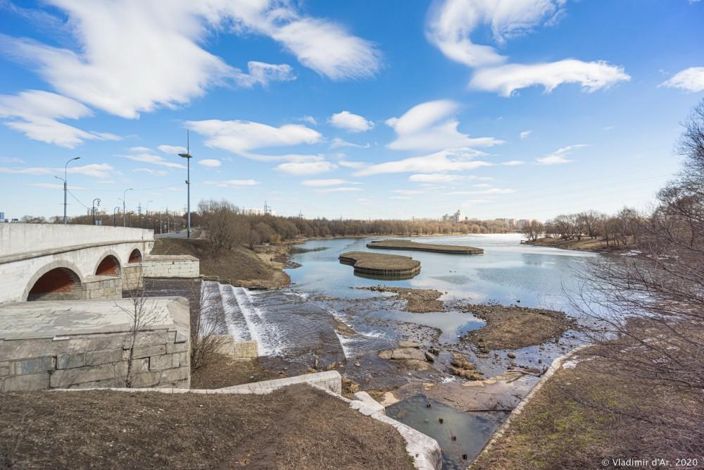 Шипиловская плотина - 02