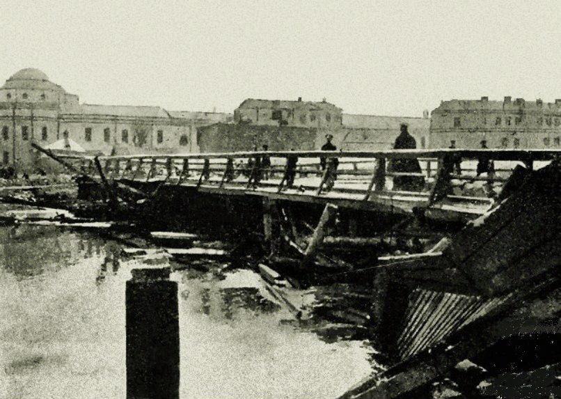 Старый Комиссариатский мост