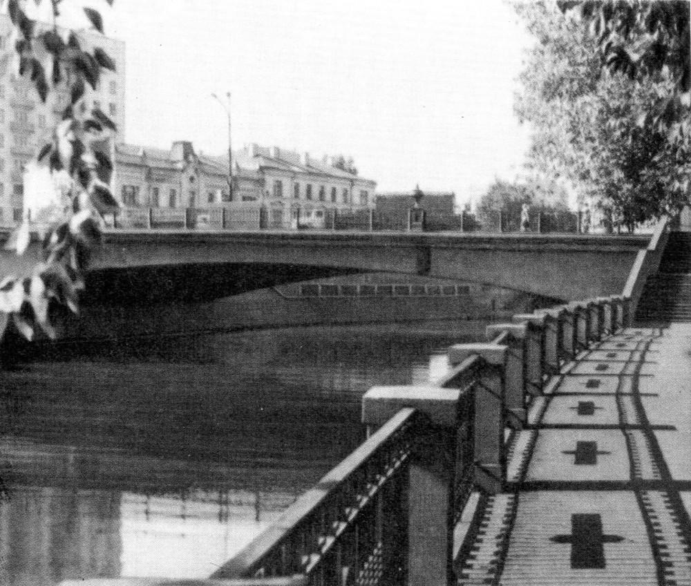 Малый Краснохолмский мост - 1970-1979 гг.