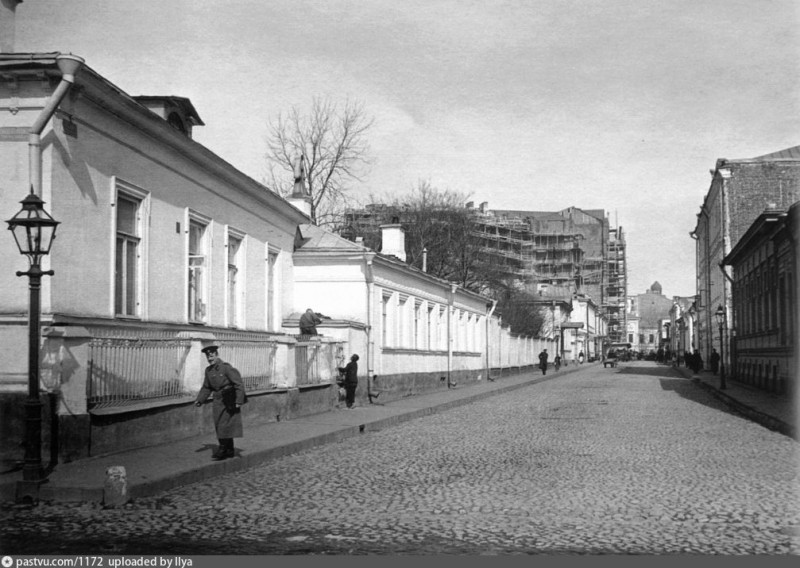 Калошин переулок