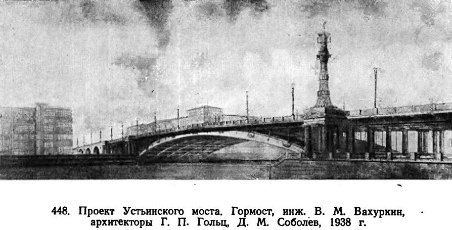 Проект Устьинского моста