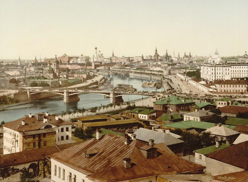 Большой Устьинский мост, 1881