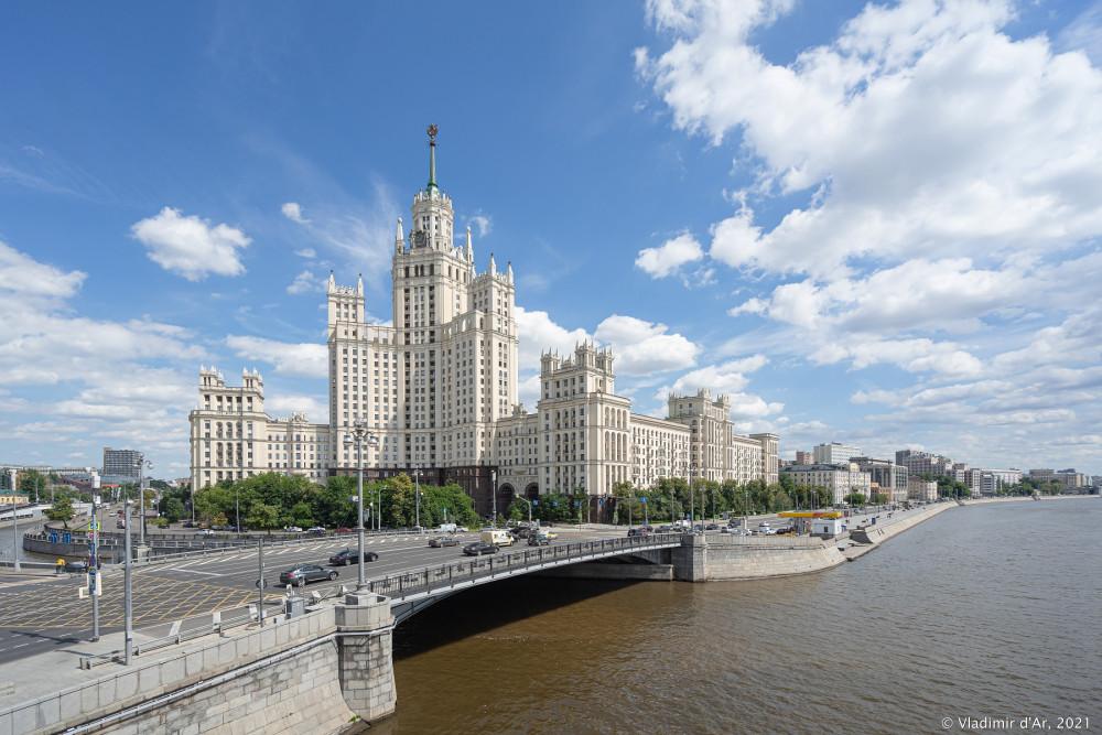 Малый Устьинский мост - 21