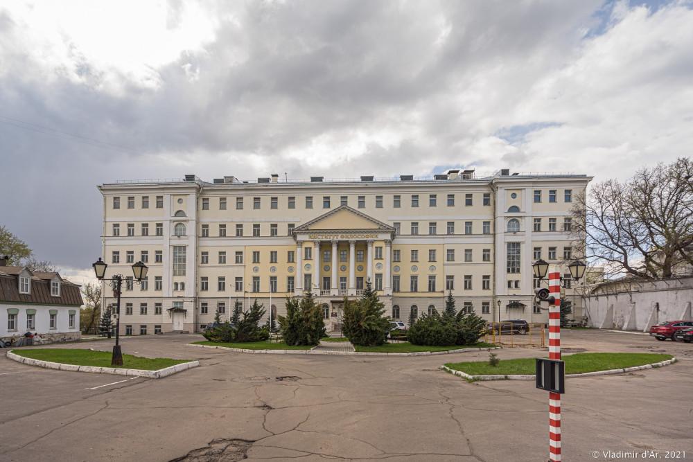 Малый Устьинский мост - 24 - Дом Шапкина