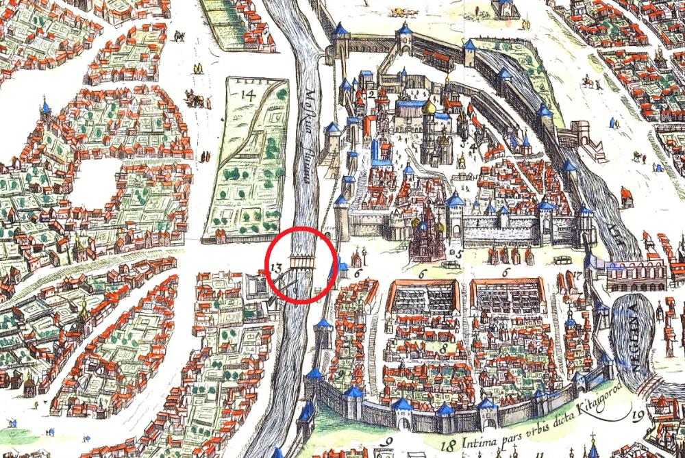 Сигизмундов план - 1610 год