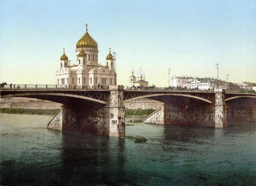 Каменный мост - 1890-1900 годы