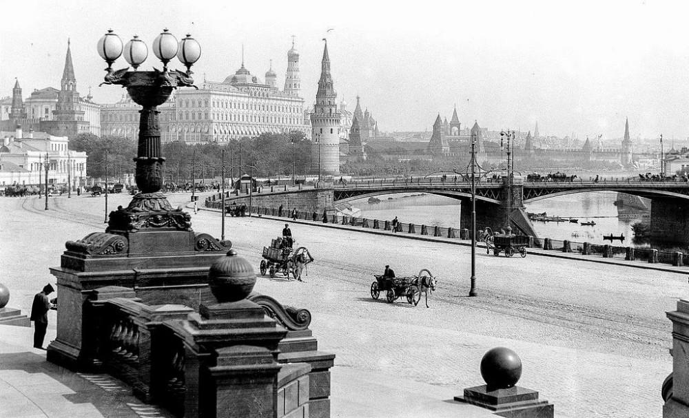 Кремль - XIX век