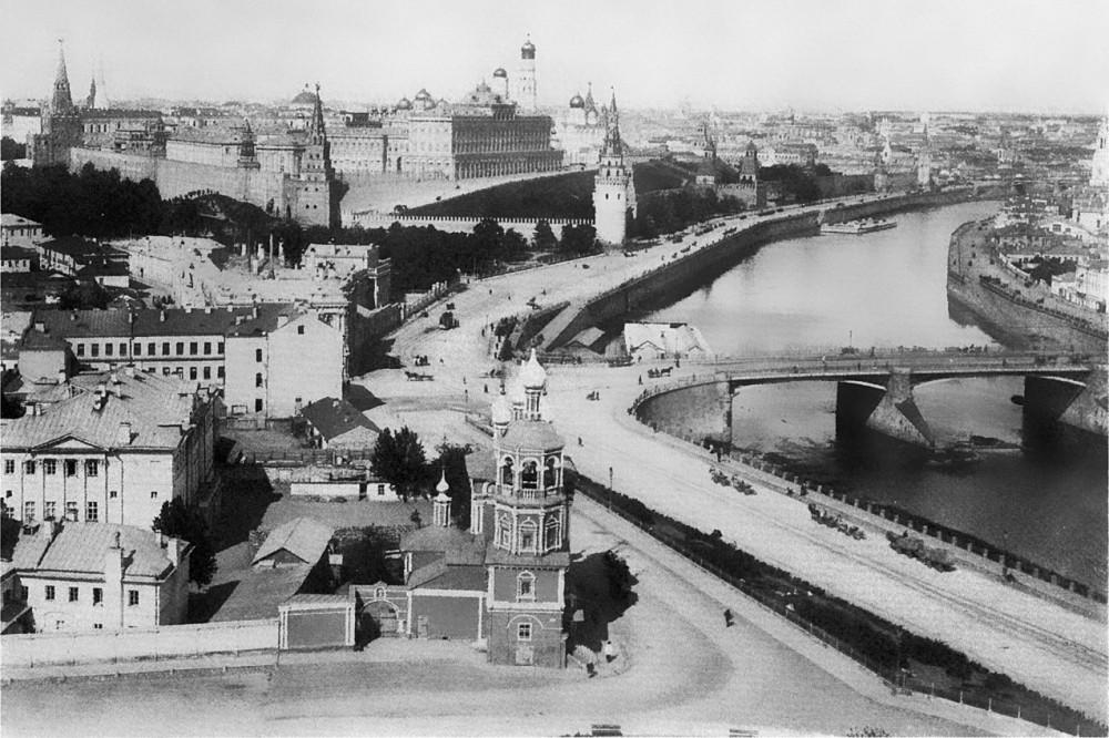 Москва - Кремль - 1914 год