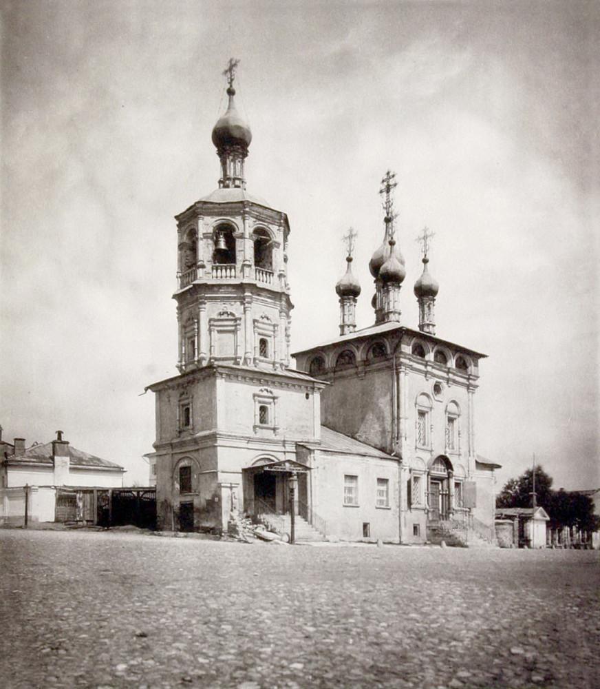 Церковь похвалы Богородицы в Башмакове. 1881 год - 02..jpg