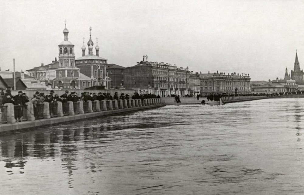 Церковь похвалы Богородицы в Башмакове. 1908 год..jpg