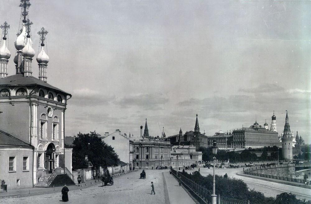 Церковь похвалы Богородицы в Башмакове. 1910 год..jpg