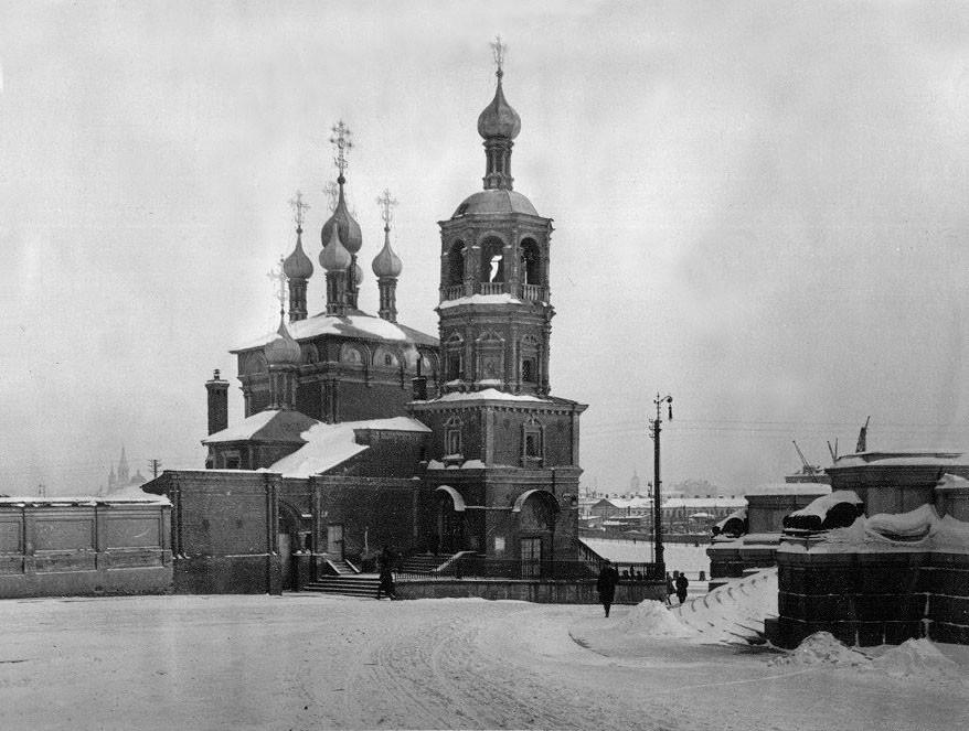 Церковь похвалы Богородицы в Башмакове. 1927 год..jpg