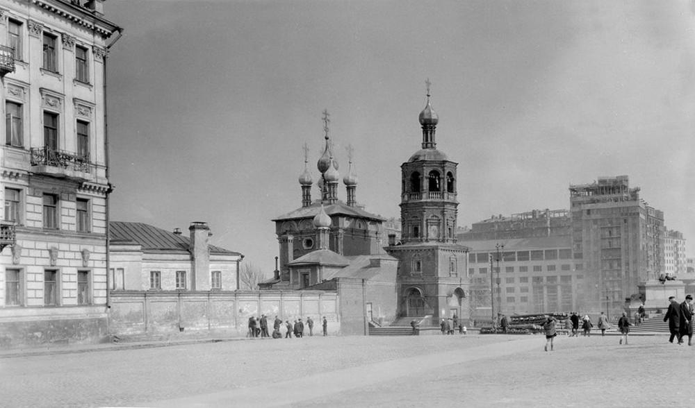 Церковь похвалы Богородицы в Башмакове. 1931 год..jpg