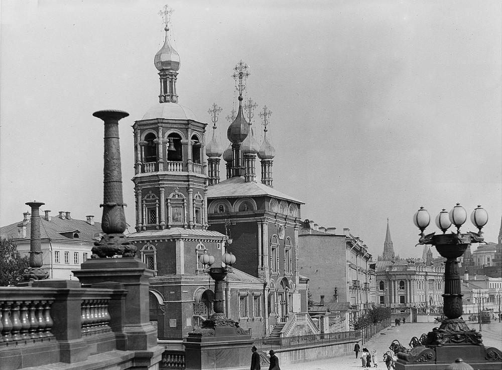 Церковь похвалы Богородицы в Башмакове. Начало XX века..jpg
