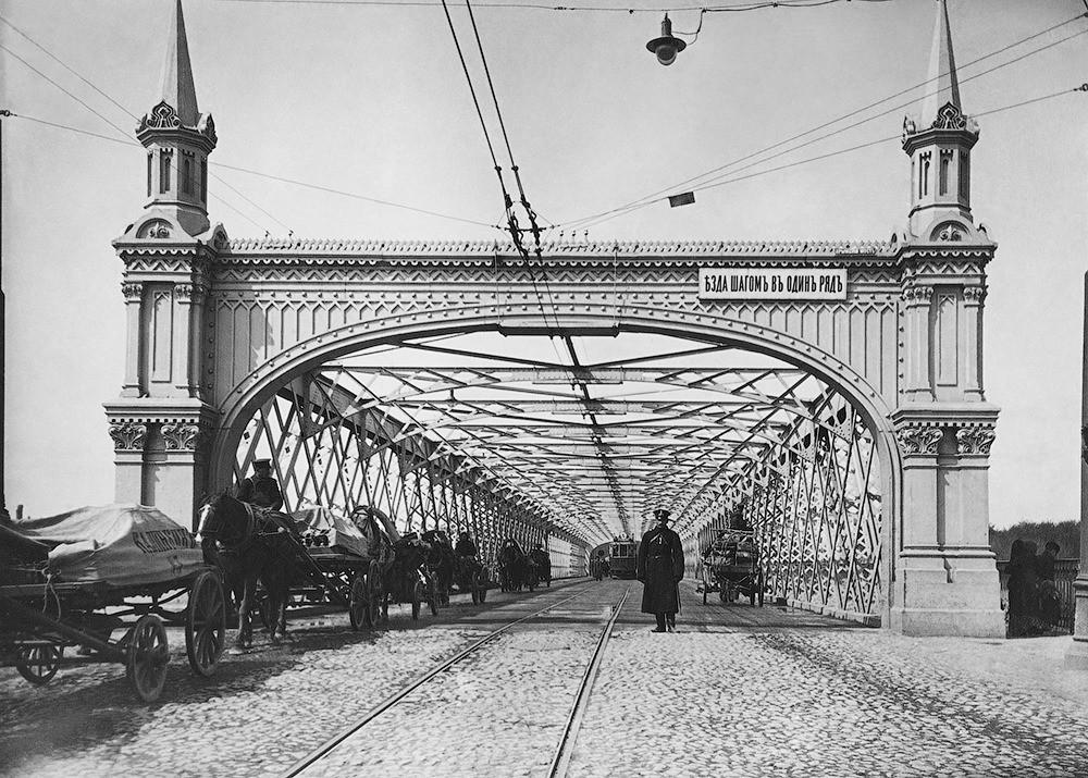 Езда шагом - 1873 год.jpg